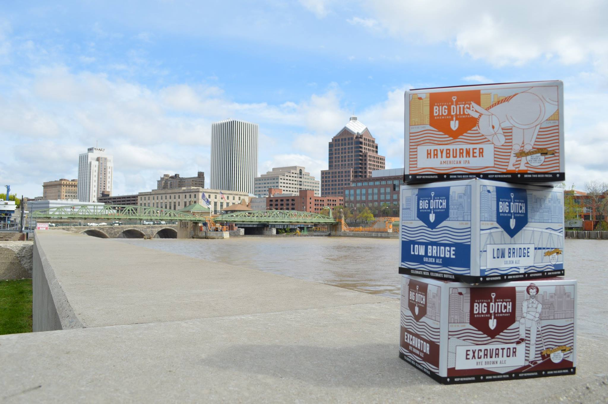 Big Ditch Introduces Newest Member of Lock IPA Series Family