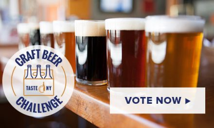 Vote for Your Favorite NYS Brewery in the Taste NY Inaugural Craft Beer Challenge