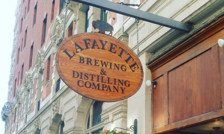 Pan-American Brewery Becomes Lafayette Brewing Company
