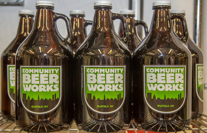 Community Beer Works Partners with Tops and Ride for Roswell for Good Neighbor Program