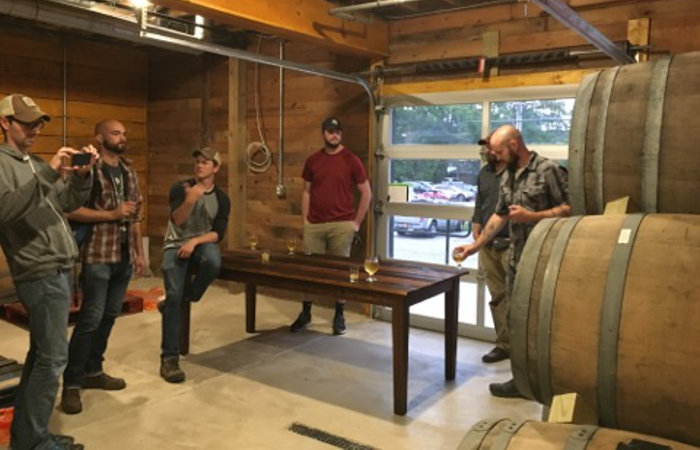 42 North Launches 42 Below Barrel House