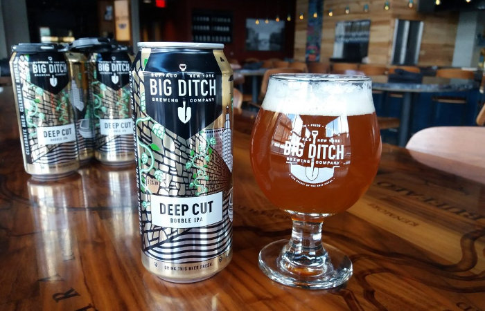 Big Ditch Goes Deep in the Cut with New Can Release