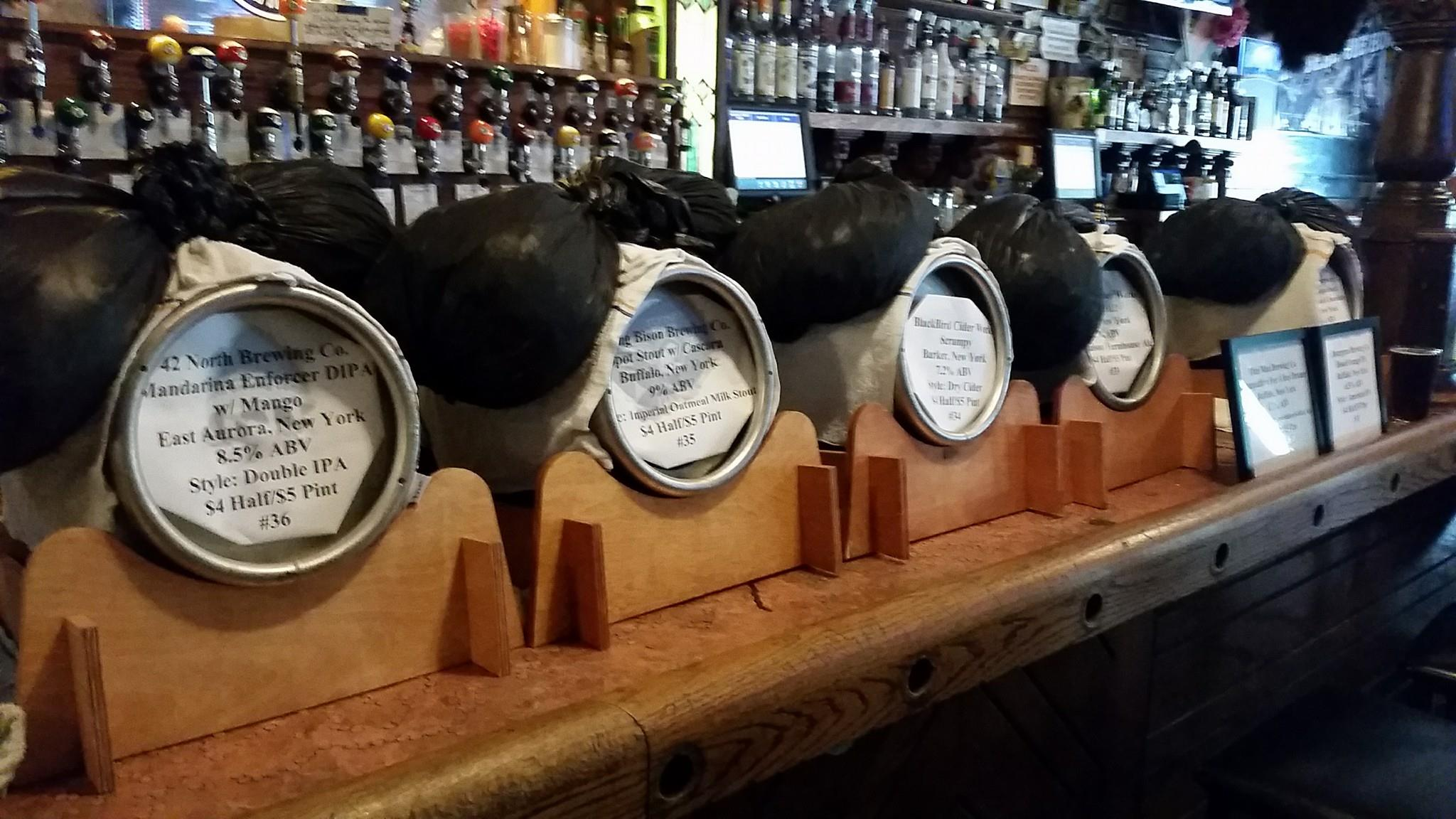 Celebrate All Things Cask Beer at the Buffalo Cask Fest