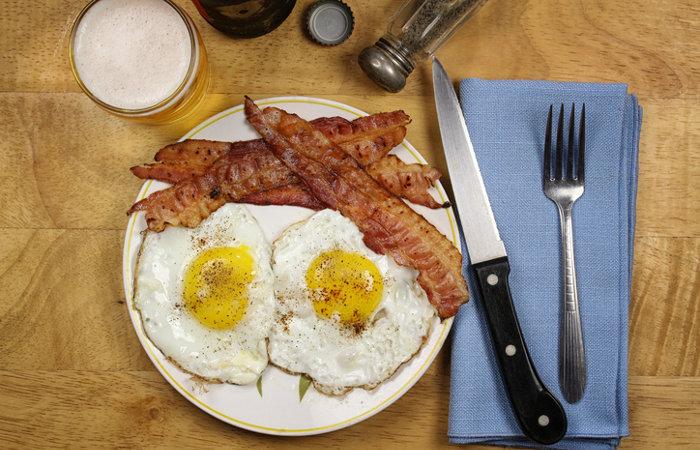 Resurgence Brewing Kegs & Eggs: Breakfast, Garbage Plates and Beer, Oh My