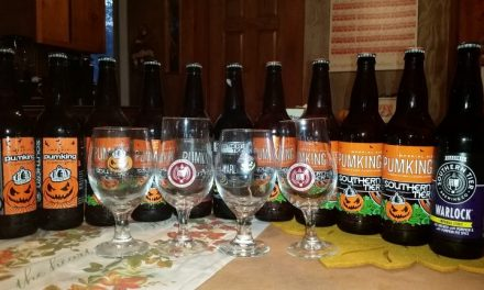 Our Southern Tier Pumking 2013-17 Vertical Experience