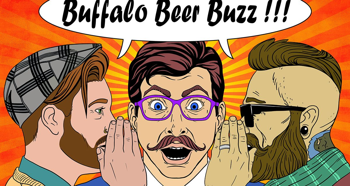 Buffalo Beer Buzz – Bonus Pours: Looks for These New Releases at Hamburg, In the Mix, Rusty Nickel, Resurgence, Hydraulic Hearth, Pressure Drop & Thin Man
