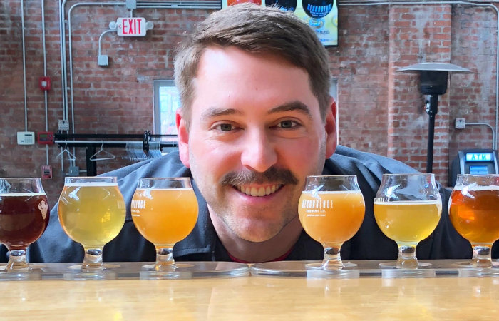 Resurgence Brewing Ups the Brunch Game with Kegs & Eggs