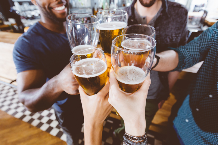 Number of Local Breweries Giving Back to Charity During October