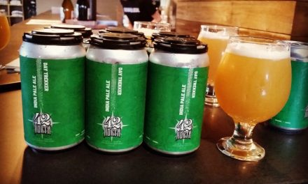 42 North Brewing Launches Day Trekker IPA, Proceeds to Benefit Trail Maintenance