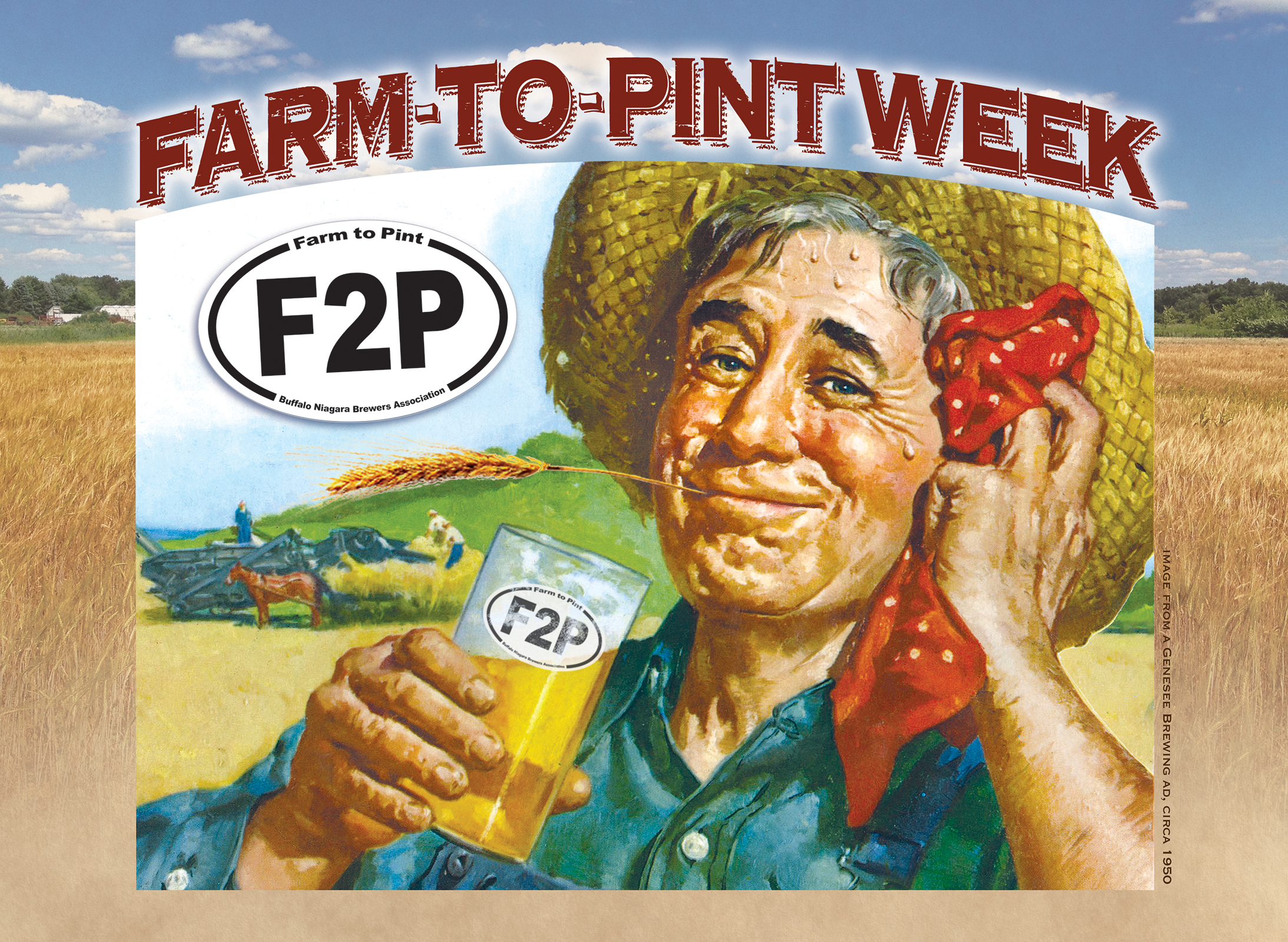 Unique Tap List Goes All Local at 4th Annual Farm to Pint