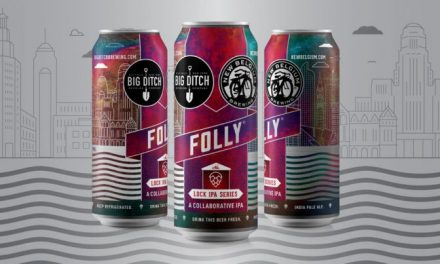 Big Ditch Brewing Partners with New Belgium Brewing on Folly IPA
