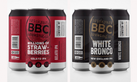 From Broncos to Strawberries, Brickyard Brewing's New Can Release Finds Them at Their Best