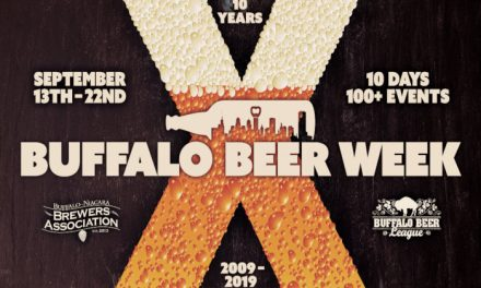 Buffalo Beer Week Day 1: The Insanity of the Tenth Annual Beer Week is Here