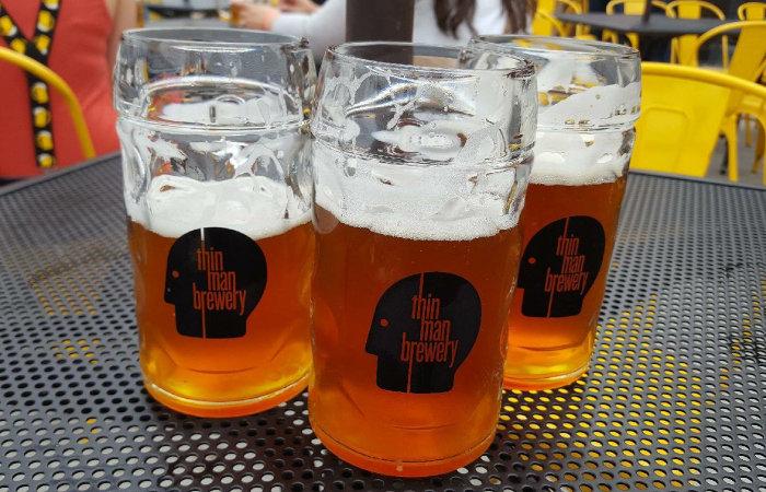 Buffalo Beer Buzz: Thin Man Oktoberfest, NYBP Harvest Fest, Flying Bison All America Day & Harvest Fest, Resurgence Kegs & Eggs