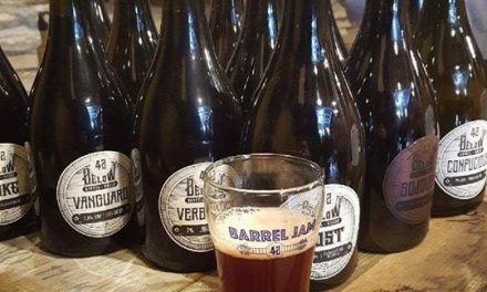 Inaugural Barrel Jam Brings All the Barrel Aged Beers to the Yard