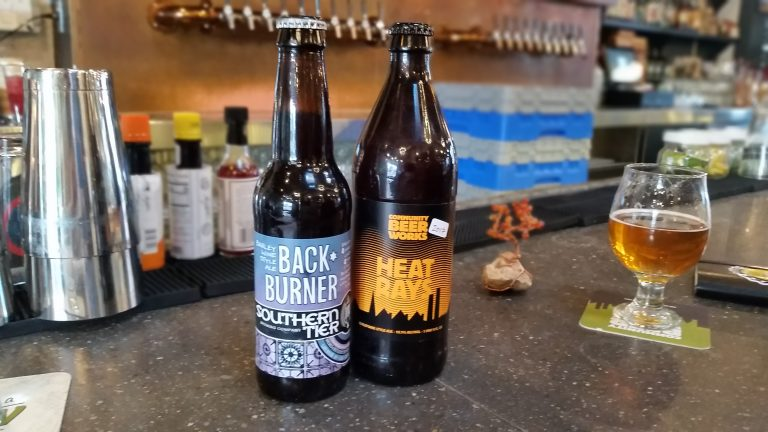 Buffalo Beer Buzz: Thee Barleywine Classic Beer List, Lawn Ornament Sour Series #5 at West Shore, Southern Tier Cider Works Launch, Big Ditch Cans Berry Vision