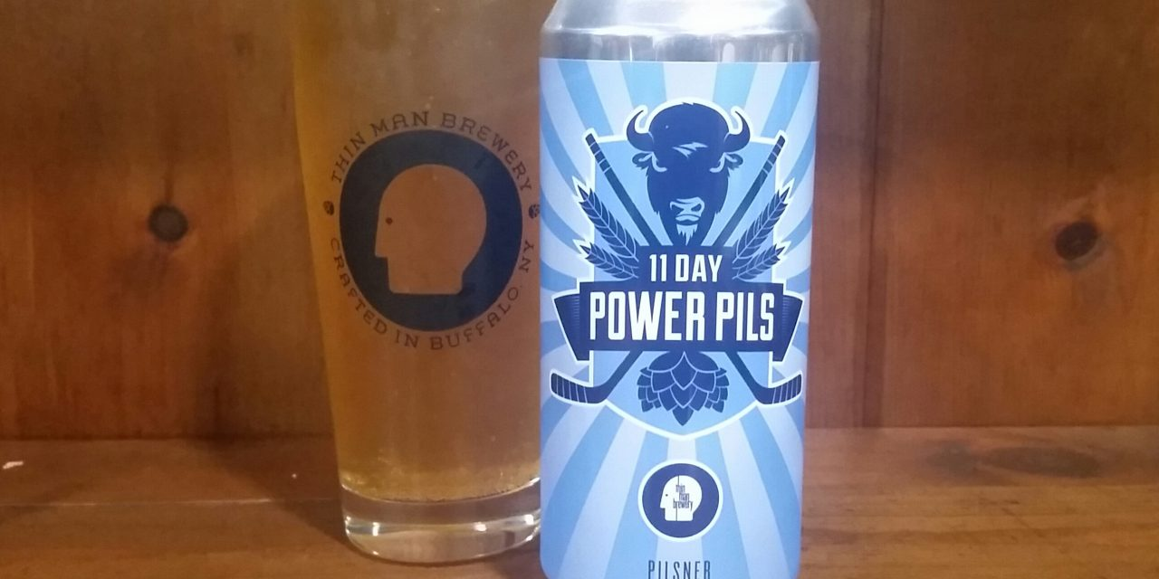 Thin Man's 11 Day Power Play Pils Gives Man Advantage to Cancer Research
