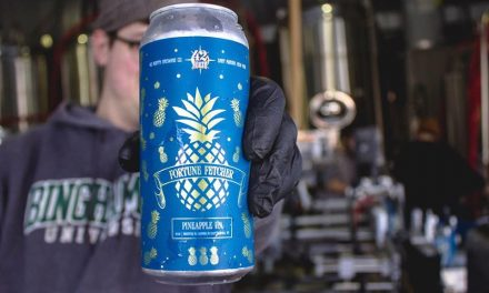 42 North's Fortune Fetcher Pineapple IPA Returns with Winter Luau Party