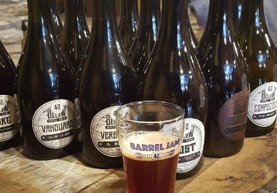 Heavy Hitting Bourbon Barrel Aged Bobby Returns to Lilly Belle Meads