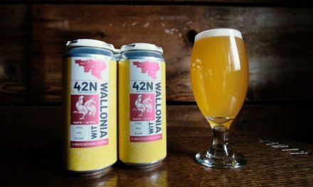 42 North's Fan Favorite Wallonia Wit Heads To Cans