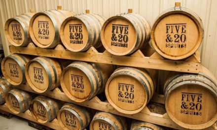 Five and 20 Spirits & Brewing Becomes Five & 20 Sanitizer