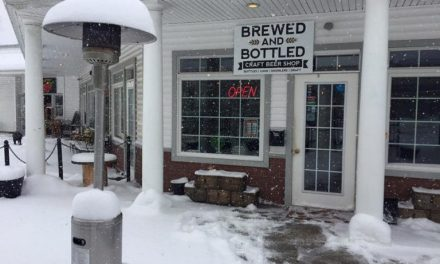 Lewiston's Brewed & Bottled Eyes Spring Reopening at New Location