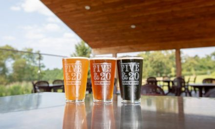 Five & 20 Chooses One of Their Own as New Head Brewer