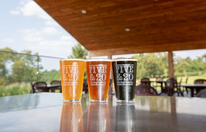 Buffalo Beer Buzz: Five & 20 Sanitizer, 12 Gates Double Can Release, One-Eyed Cat First Responder Beer, NYBP Now Delivers