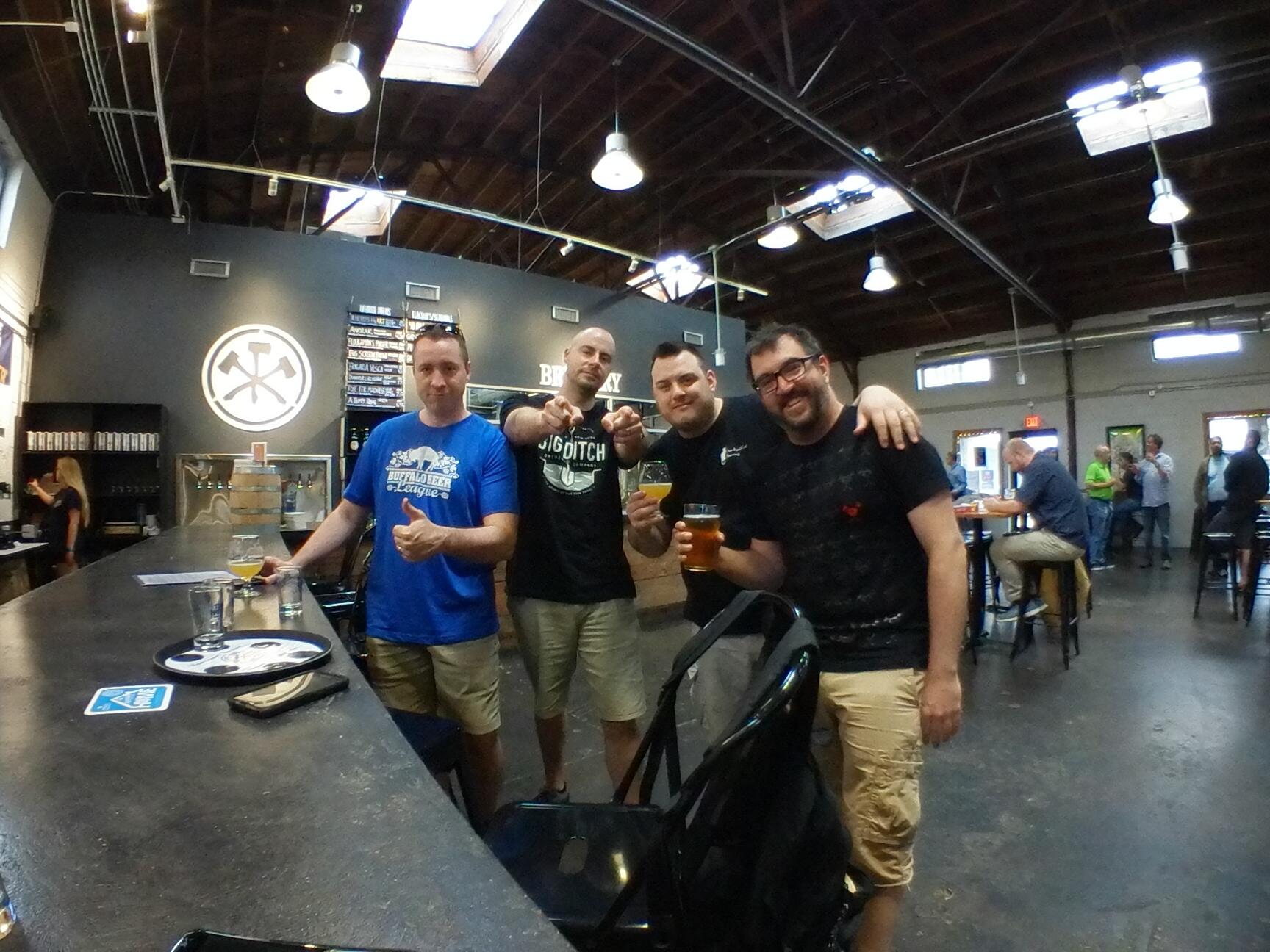 The Buffalo Beer League