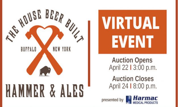 Habitat for Humanity Buffalo Hammer & Ales Fundraiser Now A Virtual Auction