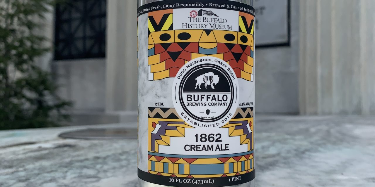 Buffalo Brewing Company's Newly Canned Beer to Aid in Historic Preservation Efforts