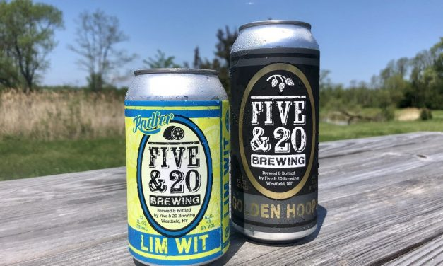 Five & 20 Brewing Canning Up Summer Enjoyment With Two New Beers