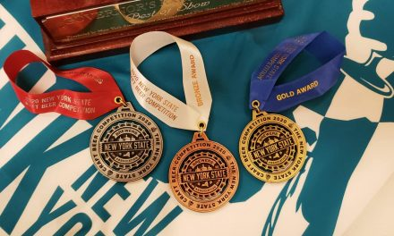 3 Western New Breweries Bring Home Medals at 2020 NYS Craft Beer Competition