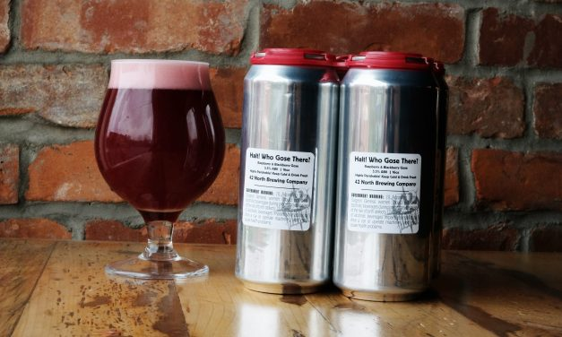 Big Month in Store for 42 North Brewing with Multiple Can Releases