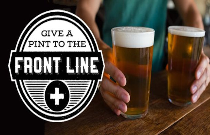 Give a Pint (of Local Beer) to the Front Line Through Minuteman Press