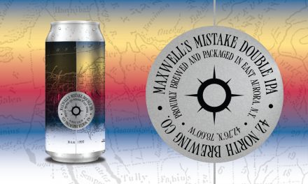Maxwell's Mistake DIPA Is 42 North's Next Pre-Emption Series Release