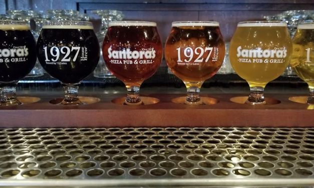 Santora's Pizza Pub & Grill to Open 1927 Brew House at Walden Galleria