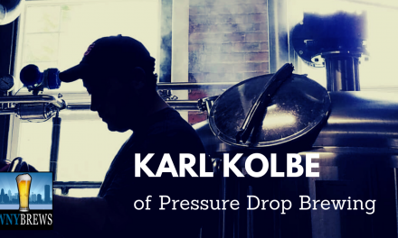 WNY Brews: Karl Kolbe of Pressure Drop Brewing Talks White Bronco and COVID