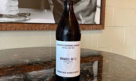 Buffalo Beer Buzz: Big Ditch Bidwell Wild, STBC Public Day, Resurgence Kegs & Eggs, Thin Man BA Imperial Marzen