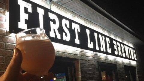 First Line Brewing to Offer Solid IPA Lineup at Launch