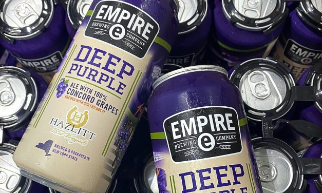 Empire Brewing Collaborates With 1852 Hazlitt Vineyards