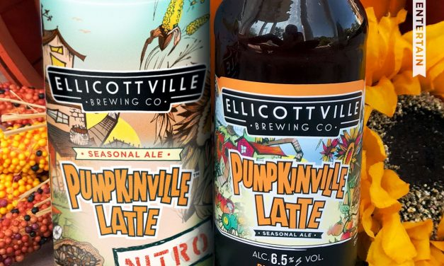 Ellicottville Brewing, Pumpkinville Farms Bring You Pumpkinville Latte