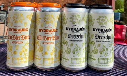 Hydraulic Hearth Joins the Canned Beer Revolution
