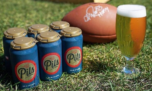 Community Beer Works Wants to Help You Watch the Bills With Andre Reed