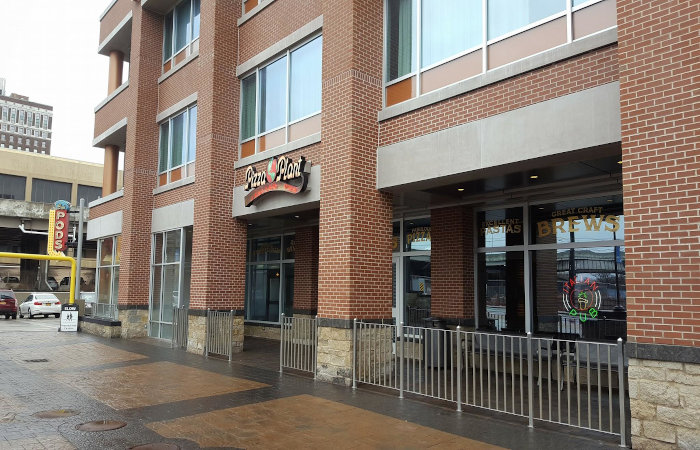 Pizza Plant Canalside Announces Reopening Plans