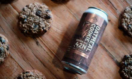 42 North's Oatmeal Cookie Brown Ale Returns for the Season
