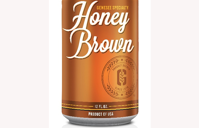 Genesee Relaunches and Rebrands the Original Honey Brown Lager