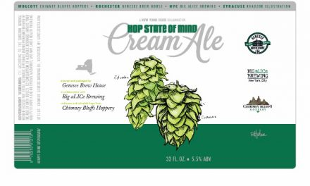 Genesee Partners With Big aLICe Brewing, Chimney Bluffs Hoppery on All-NYS Collaboration Beer