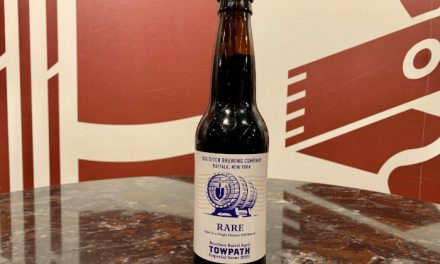 The Best Thing I Drank This Week: Big Ditch Brewing Rare BBA Imperial Stout