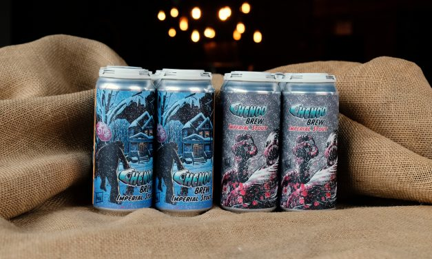 "42 North Collaborates with ""Bane"" Co-Creator to Launch Chenoo Brew"